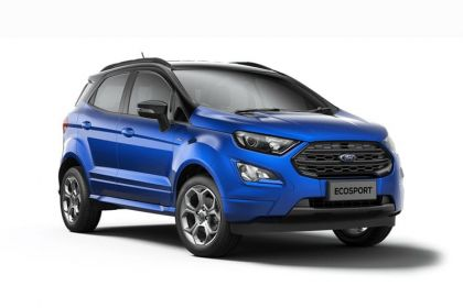 Ford EcoSport SUV SUV 2WD 1.0 T EcoBoost 100PS Zetec 5Dr Manual [Start Stop]