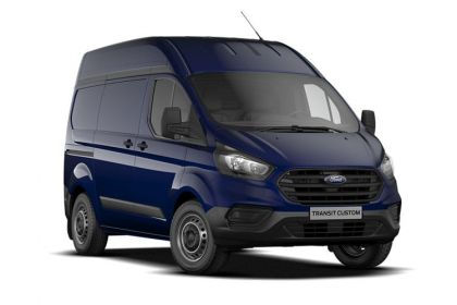 Ford Transit Custom Van High Roof 340 L2 2.0 EcoBlue FWD 130PS Trend Van High Roof Manual [Start Stop]