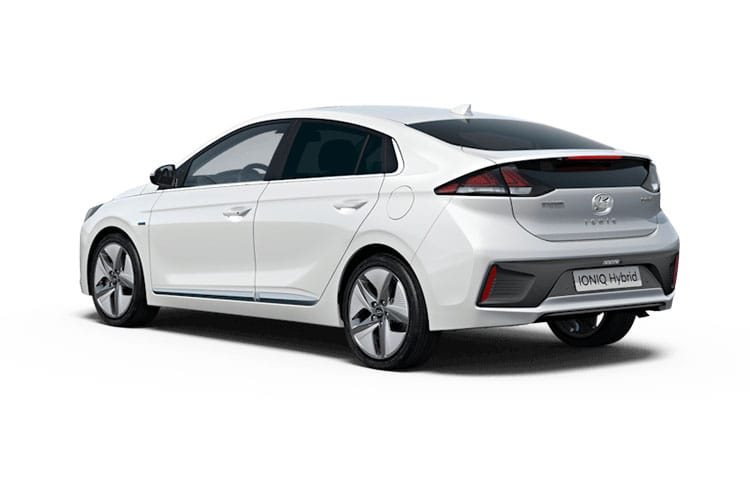 Hyundai IONIQ Hatch 5Dr 1.6 h-GDi PiH 8.9kWh 141PS Premium 5Dr DCT [Start Stop] back view
