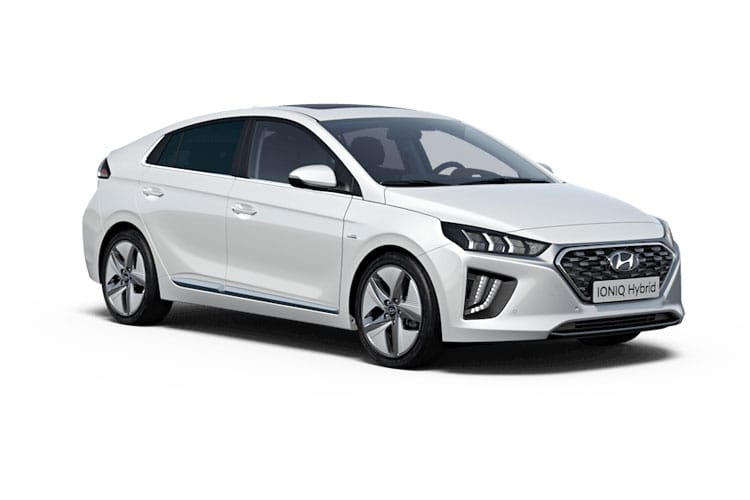 Hyundai IONIQ Hatch 5Dr 1.6 h-GDi PiH 8.9kWh 141PS Premium 5Dr DCT [Start Stop] front view