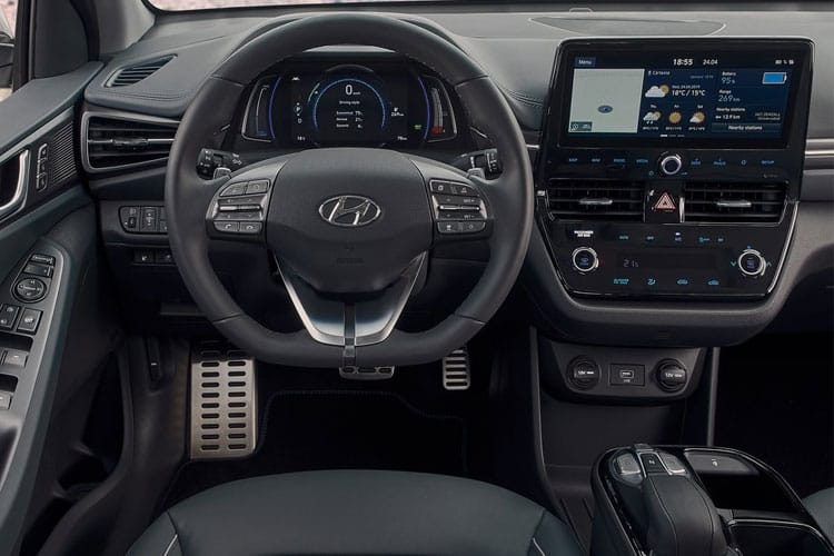 Hyundai IONIQ Hatch 5Dr 1.6 h-GDi PiH 8.9kWh 141PS Premium 5Dr DCT [Start Stop] inside view